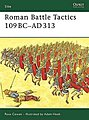 Roman Battle Tactics 109BC-AD313 -- Military History Book -- #e155