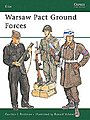 Warsaw Pact Ground Forces -- Military History Book -- #eli10