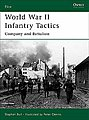 WWII Infantry Tactics -- Military History Book -- #eli122