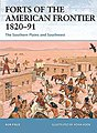 Forts of the American Frontier -- Military History Book -- #for54