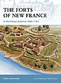 The Forts of New France -- Military History Book -- #for75