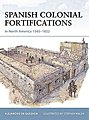 Spanish Colonial Fortifications -- Military History Book -- #for94