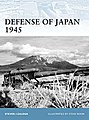 Defense of Japan 1945 -- Military History Book -- #for99
