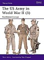 The US Army in WWII 3 -- Military History Book -- #maa350