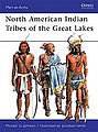 American Indians Tribes of the Great Lakes -- Military History Book -- #maa467