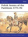 Polish Armies of the Partitions 1770-94 -- Military History Book -- #maa485