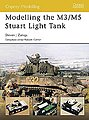 Modelling the M3/M5 Stuart Light Tank -- Modelling Manual -- #mod4