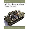M3 Lee/Grant Medium Tank 1941-45 -- Military History Book -- #nvg113
