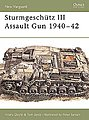 Stermgeschutz III Assault Gun 1940-42 -- Military History Book -- #nvg19