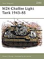 M24 Chaffee Light Tank 1943-85 -- Military History Book -- #nvg77