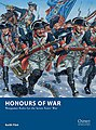 Honours of War -- Military Gaming Book -- #owg11