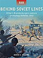 Behind Soviet Lines -- Military History Book -- #rid47