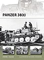 Panzer 38(t) -- Military History Book -- #v215