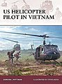 Warrior US Helicopter Pilot in Vietnam -- Military History Book -- #w128