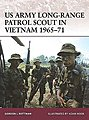 Warrior US Army Long-Range Patrol Scout in Vietnam 1965-71 -- Military History Book -- #w132
