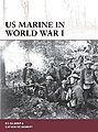 Warrior- US Marine in WWI -- Military History Book -- #w178