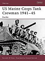 Warrior US Marine Corps Tank Crewman 1941-1945 -- Military History Book -- #w92