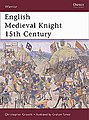 English Medieval Knight 15th Century -- Military History Book -- #war35