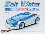 Salt Water Fuel Cell Car