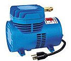 1/8 HP Air Compressor 115v (D-500) -- Airbrush Compressor -- #d500