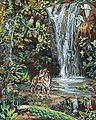 Enchanted Valley -- Paint By Number Kit -- #22080