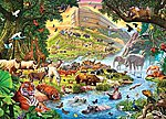 Noah's Ark with Animals Paint by Number (16''x20'') -- Paint By Number Kit -- #22081