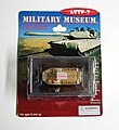 AAV7 USMC 2004 Iraqi Tank (Assembled) -- Pre-Built Plastic Model -- 1/144 Scale -- #626