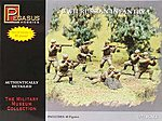 WWII Russian Infantry Combo (40) -- Plastic Model Military Figure -- 1/72 Scale -- #7498