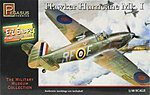 E-Z Snapz Hawker Hurricane MK.1 -- Snap Tite Plastic Model Aircraft Kit -- 1/48 Scale -- #8411