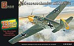 E-Z Snapz Messerschmit Bf-109E4 -- Snap Tite Plastic Model Aircraft Kit -- 1/48 Scale -- #8412