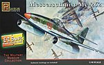 E-Z Snapz Messerschmitt ME-262 -- Snap Tite Plastic Model Aircraft Kit -- 1/48 Scale -- #8415