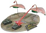 War of the Worlds Diorama -- Plastic Model Diorama Kit -- 1/144 Scale -- #9002