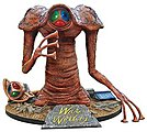 WoW Martian Figure -- Science Fiction Plastic Model Kit -- 1/8 Scale -- #9008