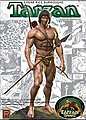 Tarzan -- Plastic Model Celebrity Kit -- 1/9 Scale -- #9013