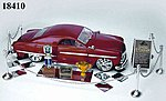Car Show Accessory Set -- Diecast Model Car Parts -- Vehicle Accessory -- 1/24 scale -- #18410