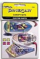 Pinewood Derby Canopy Sets Custom Parts -- Pinewood Derby Decal and Finishing -- #p346