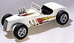 Pinewood Derby Wildfire Roadster Deluxe -- Pinewood Derby Car -- #p373
