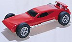 Pinewood Derby GTS Ferrari Deluxe -- Pinewood Derby Car -- #p375