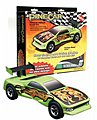 Pinewood Derby Furious Racer Premium Racer -- Pinewood Derby Car -- #p3945