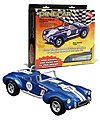 Pinewood Derby Blue Venom Premium Racer Kit -- Pinewood Derby Car -- #p3950