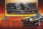 Snap 1966 TV Batmobile -- Snap Tite -- Plastic Model Car Kit -- 1/25 Scale -- #pol824