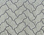 Stone Interlocking Paving Patterned Sheets -- Model Railroad Scratch Supply -- #91673