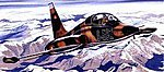 F-5B Freedom Fighter -- Plastic Model Airplane Kit -- 1/72 Scale -- #204