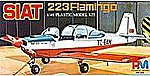 MBB SIAT-223 Flamingo -- Plastic Model Airplane Kit -- 1/48 Scale -- #206