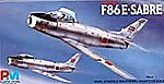 F-86E Sabre Canadair -- Plastic Model Airplane Kit -- 1/72 Scale -- #208