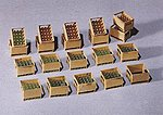Beer Crates/Bottles 20/ - G-Scale (20)