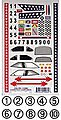 Super Stock Decal -- Pinewood Derby Decal and Finishing -- #10082
