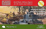 WWII German Panzer 38(t) and Marder Variants -- Plastic Model Military Kit -- 1/72 Scale -- #7230