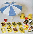 Market Accessories -- Model Railroad Building Accessory -- G Scale -- #45207