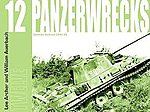 Panzerwrecks #12 German Armour 1944-45